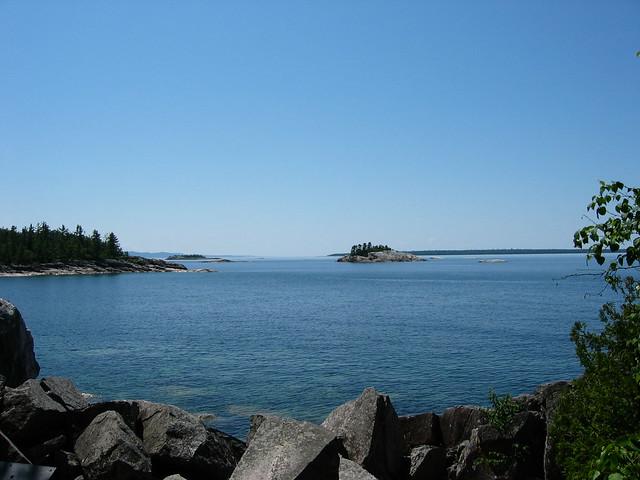 Agawa Bay, Lake Superior