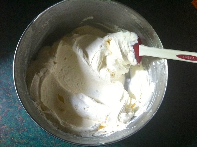 Mascarpone Whipped Cream