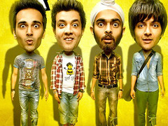 [Poster for Fukrey]