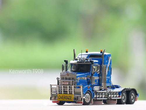 Kenworth T908 Lampson