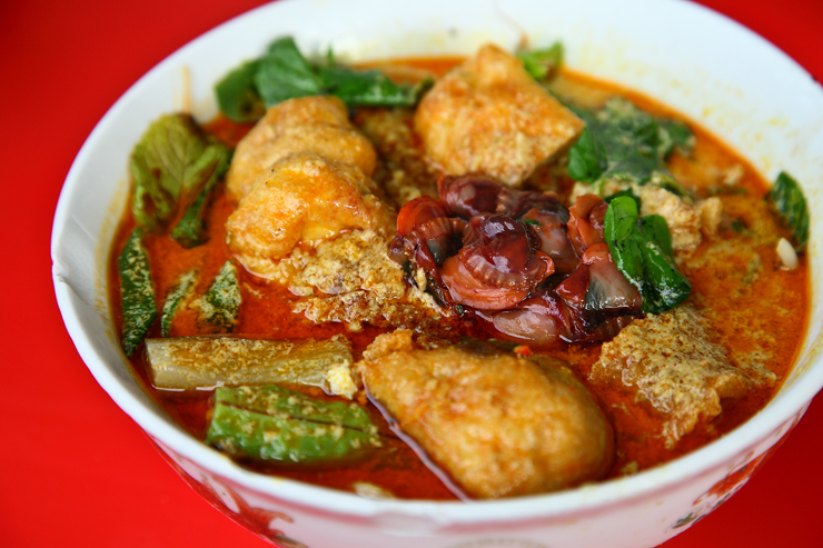 Cockles-Curry-Mee