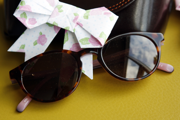 London Retro Fitzrovia sunglasses