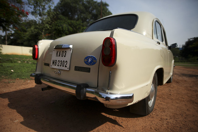 Ambassador Bangalore India
