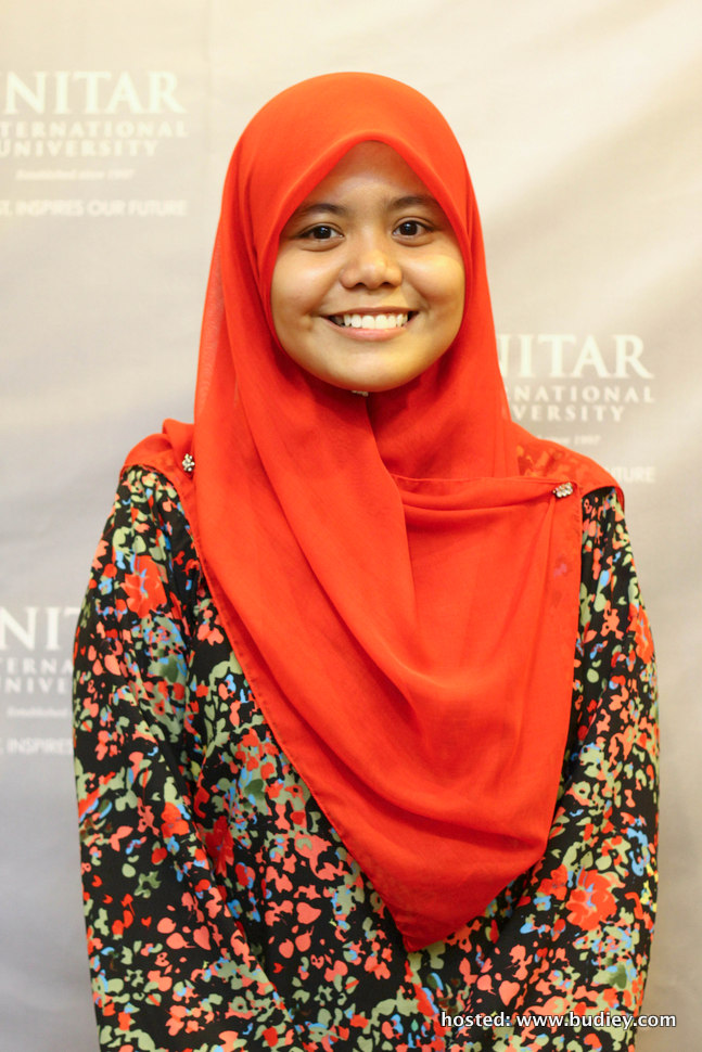 Najwa Latif Joins UNITAR International University - 2