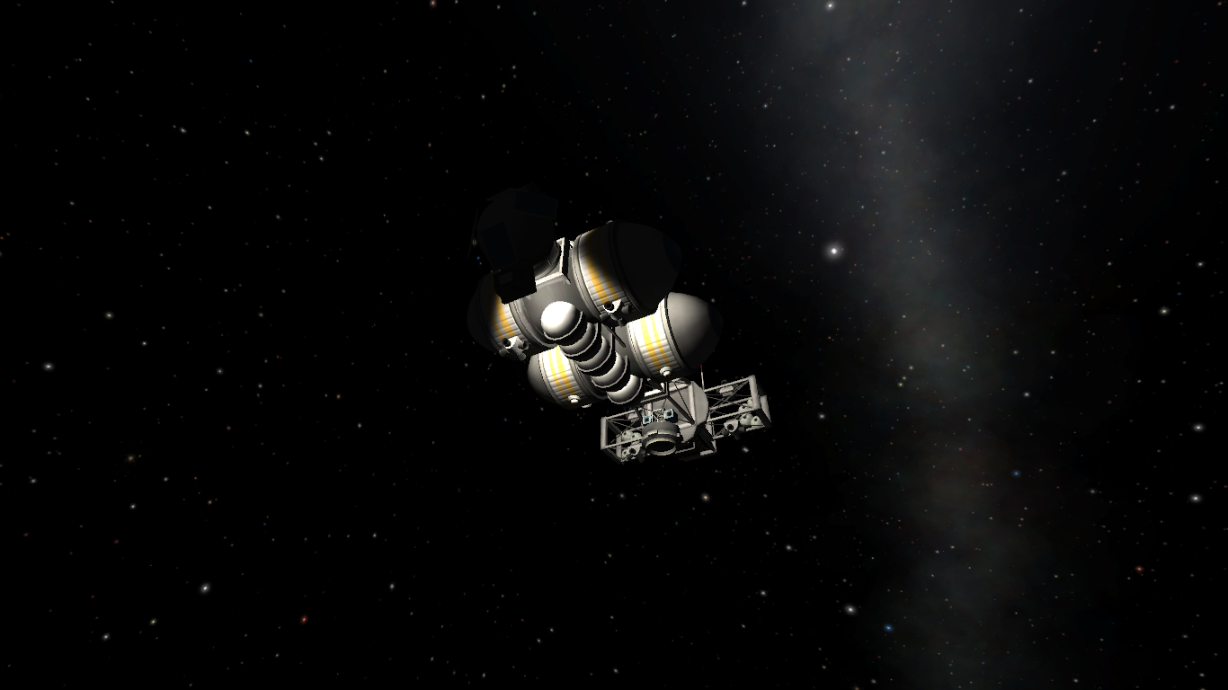 ksp how to get to the moon and back