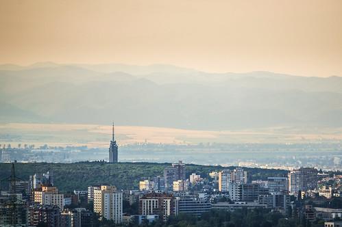 city summer green landscape cityscape sofia sony bulgaria sofiacity sel55210 nex5r