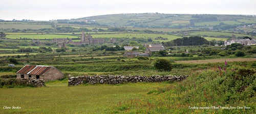 Carn Brea - looking towards Wheal Francis by Stocker Images