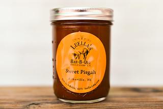 Luella's Bar-B-Que Sweet Pisgah