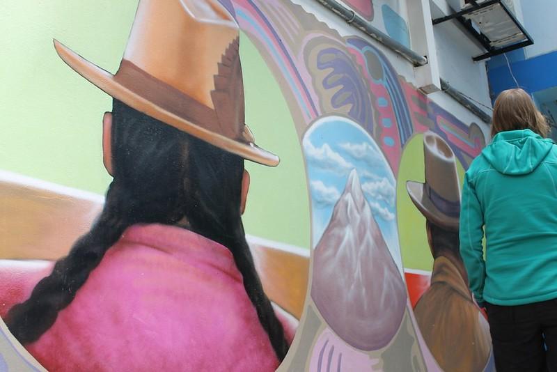 Huaraz street art