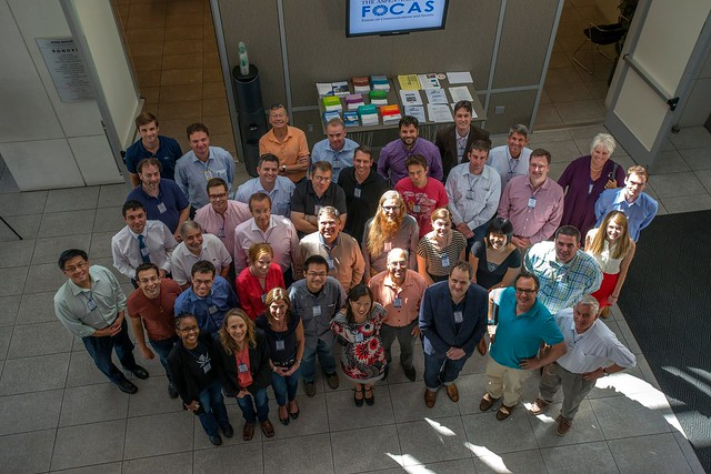 FOCAS12 Group Photo