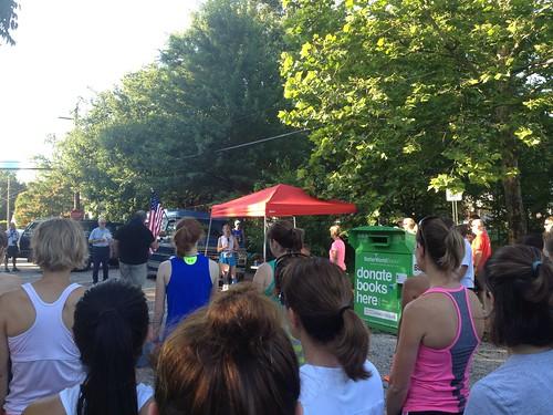 Womens distance festival 5k