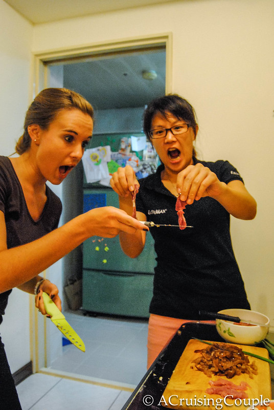 The Global Kitchen: Taiwanese Sour and Spicy Soup