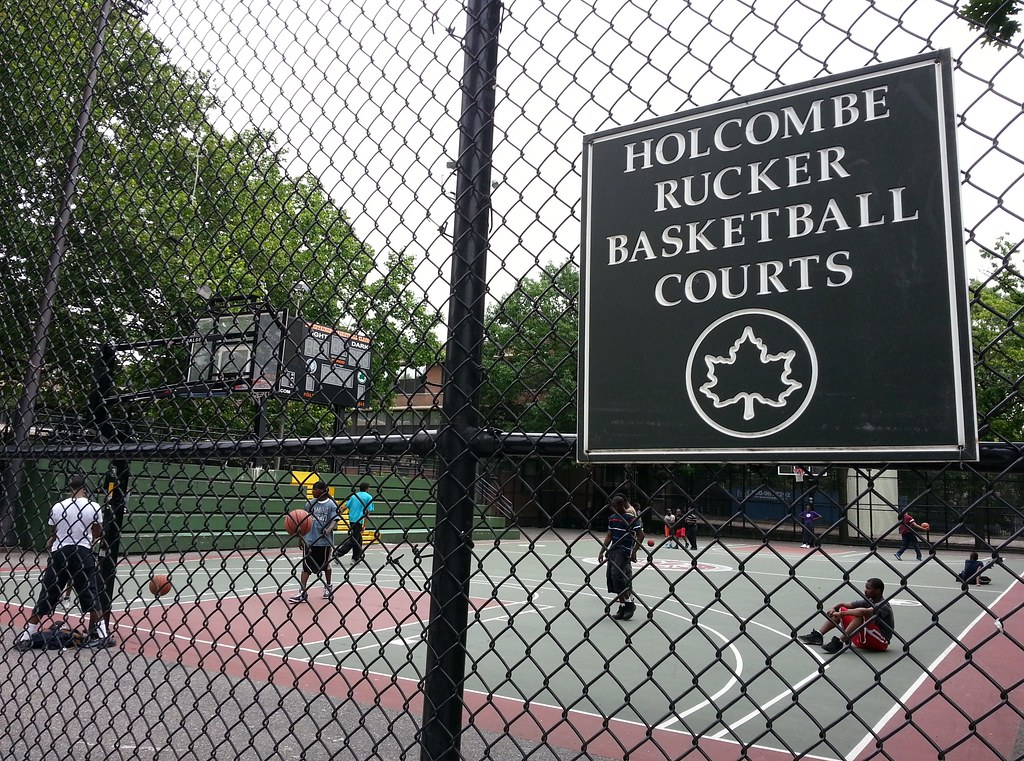 Image result for rucker park