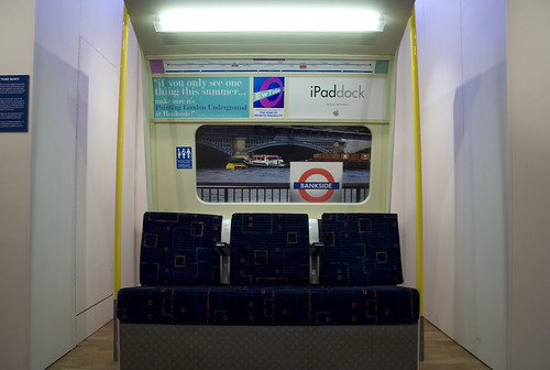 Painting London Underground