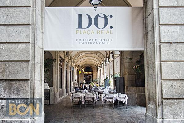 Hotel DO: Plaça Reial