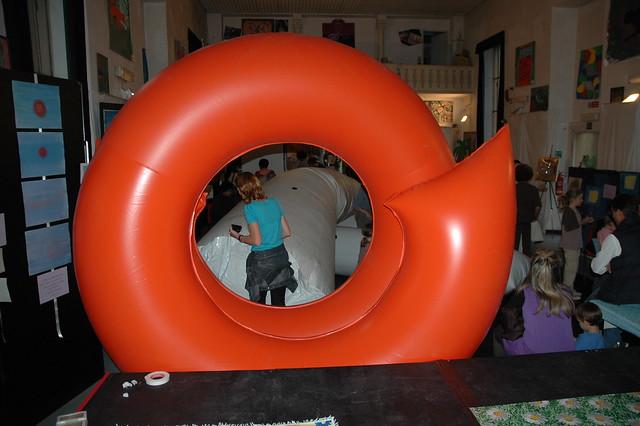 2009 - Som Sart. Le forme nell'aria, Mostra/Evento sul tema dell'aria, Milano