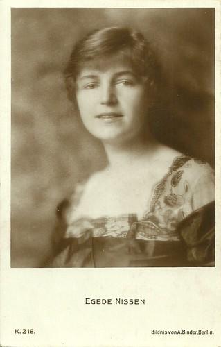Aud Egede Nissen