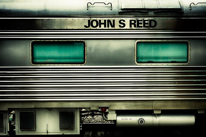 John S Reed