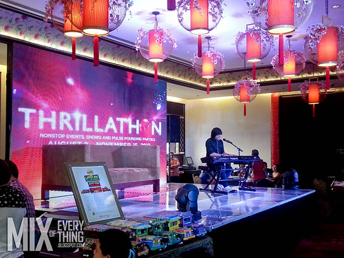 Resorts World Thrillathon