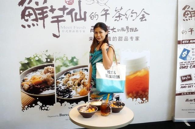 meet fresh taiwanese dessert - pavilion KL-015