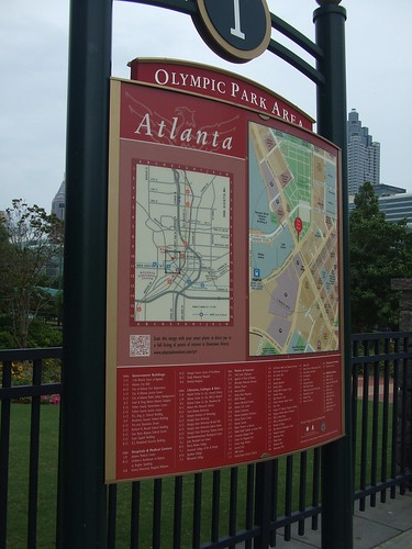 Atlanta Olympics photo