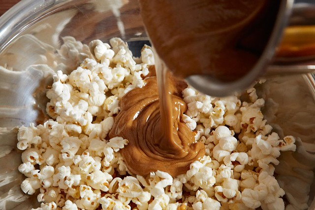 Caramel over corn from Food52
