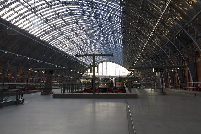 St.Pancras International Station