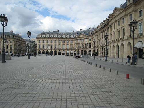 295 Paris - place Vendome