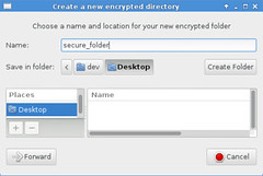 Password Protect a Directory with Cryptkeeper