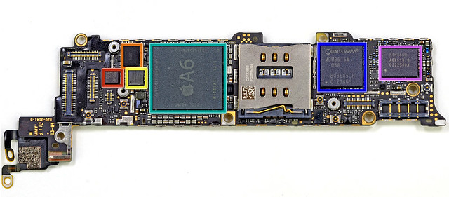 iFixit - iPhone5 teardown