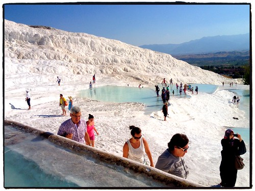 Pamukkale - More than your daily dose of Calcium by tf_82