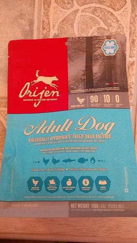 Orijen Adult Dog Freeze-Dried Food