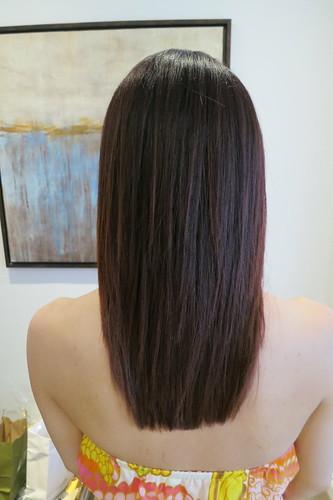 Straight Hair - The Rogue Stylist