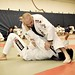 <p>David Dobrzynski shows some brown belt grading.</p>