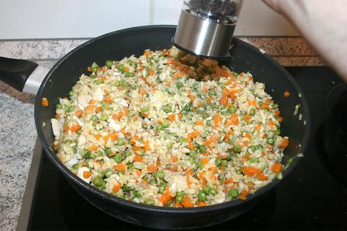 45 - Mit Salz & Pfeffer abschmecken / Taste with salt & pepper