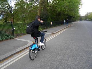 Petit tour à vélo ^^