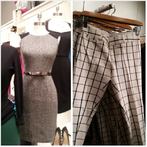 Love these pieces from @bananarepublicCA! #ShopCrawl