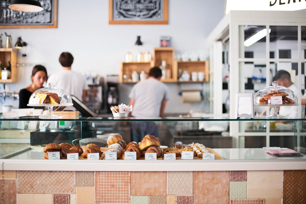 Café Pavé in Milan