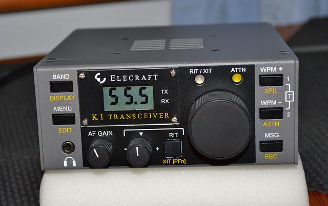 Elecraft k1 Manual