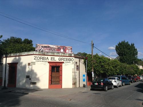 Zorba el Griego @ Oaxaca 10.2013