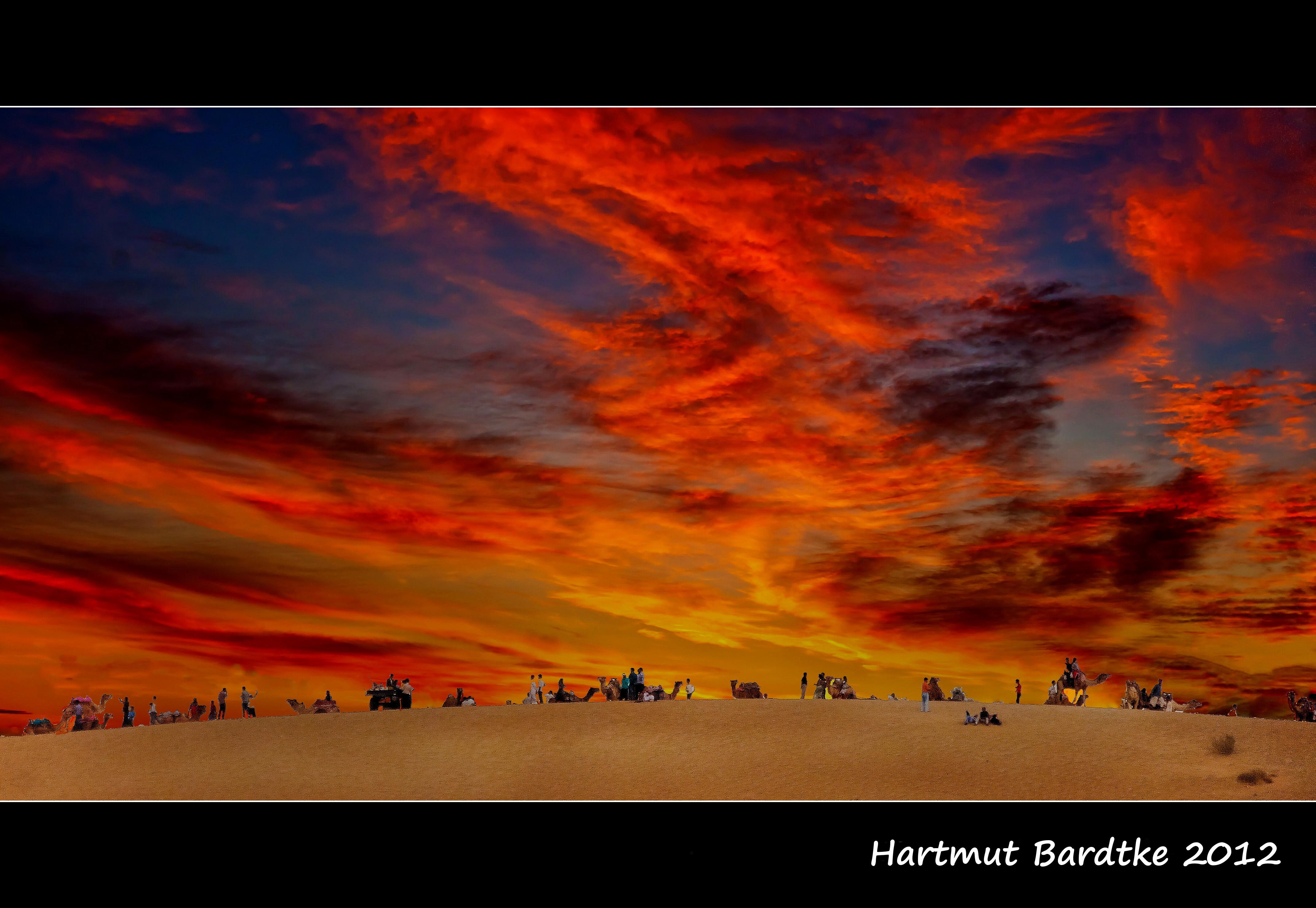 top thar desert sunset - photo #31