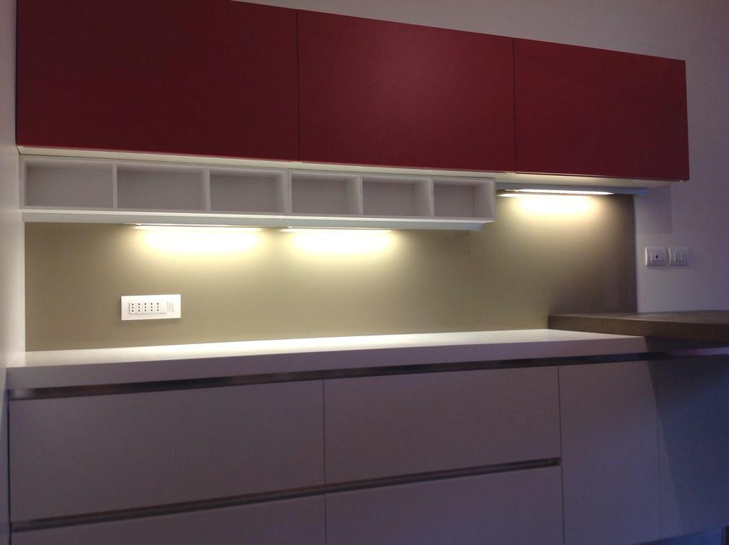 Awesome Pannello Retro Cucina Contemporary - Home Design Ideas ...