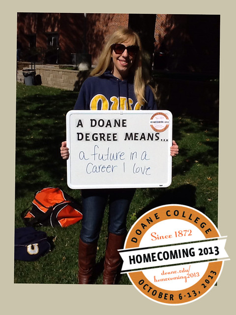 A Doane Degree Means...