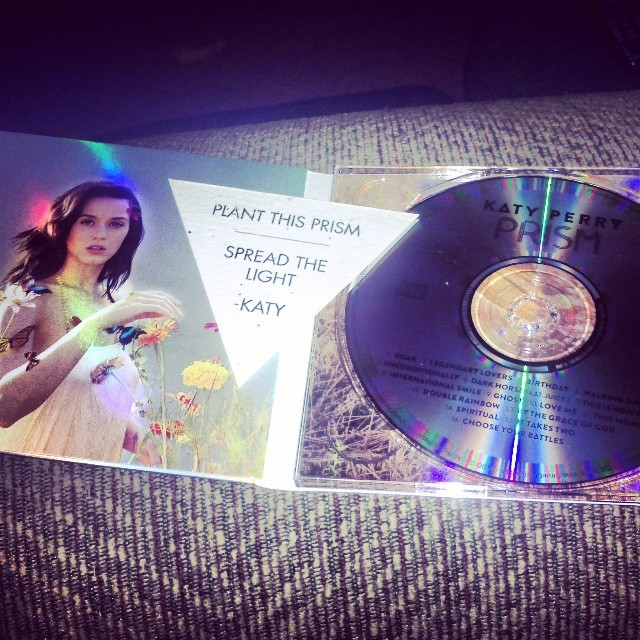298.365 {Katy Perry's Prism CD}