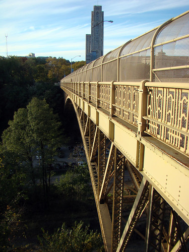 Schenley Bridge - Oct. 22n 2013