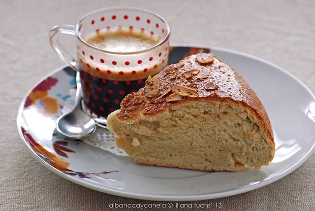 Tosca bread