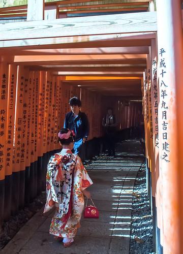 Shichigosan @ Fushimi Inari