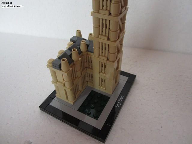 Lego Architecture 21013 p21