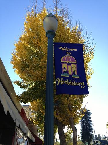 Welcome to Healdsburg