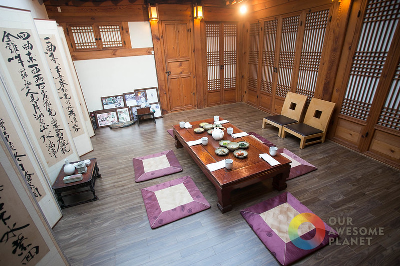 Korean Floor Pillows : RAKKOJAE Secret Hanok Escape: An Authentic Immersion in Korean Culture (Seoul, South Korea ...